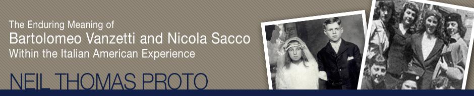 The Sacco Vanzetti Experience